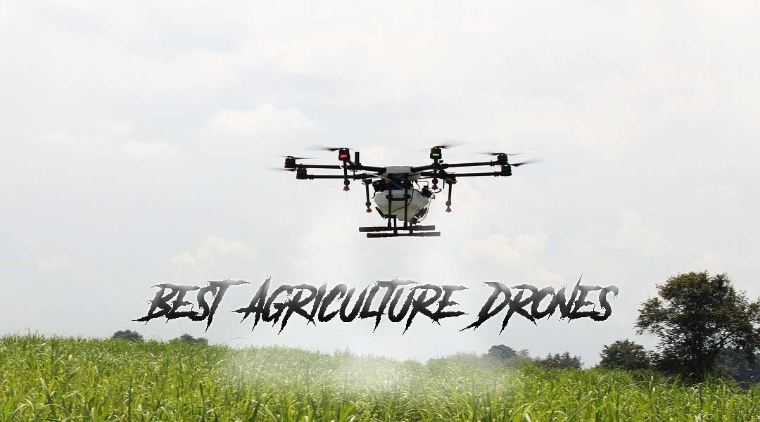 [Top 5] Best Agriculture Drones 2020 (Reviews & Buying Guide)