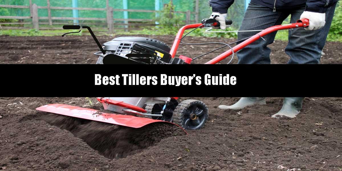 [Top 5] Best Tillers Reviews & Buyer's Guide [2021]