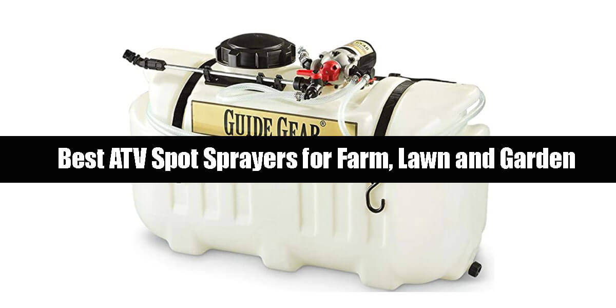 ATV Spot Sprayers for Farm