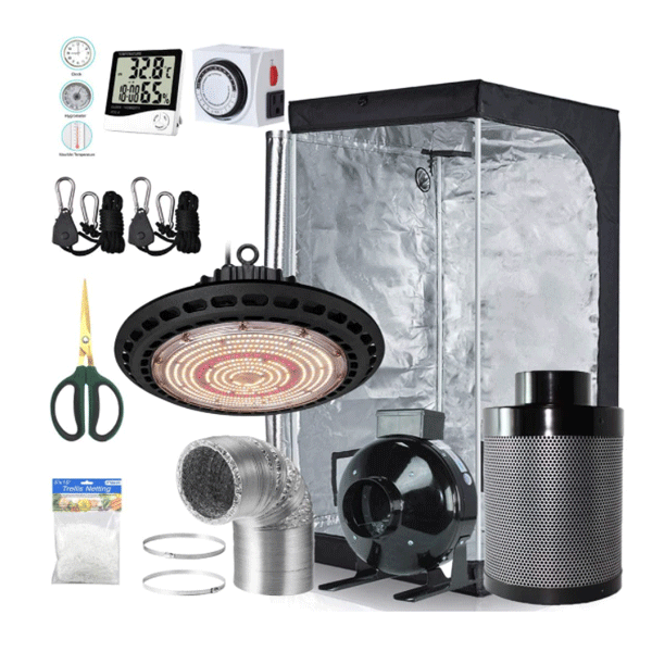 BloomGrow-600W-Full-Spetrum-UFO-LED-Grow-Light