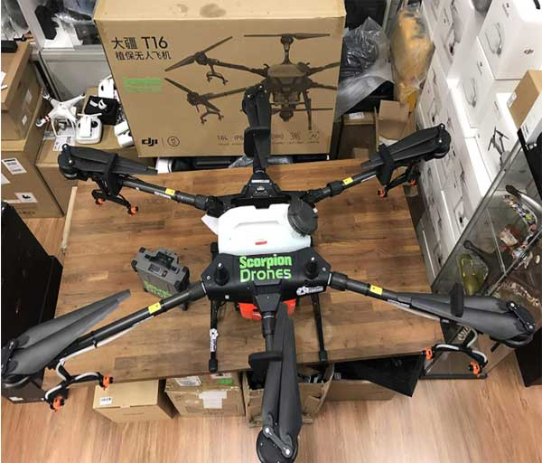 DJI-Agras-T16-New-Model-Precision-Spraying