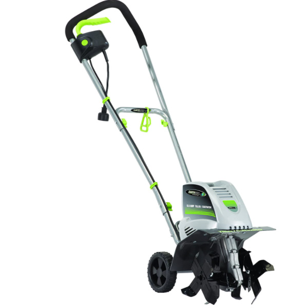 Earthwise TC70001 11-Inch 8.5-Amp Corded Electric Tiller