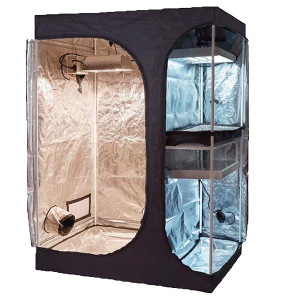 TopoGrow-2-in-1-Indoor-Grow-Tent