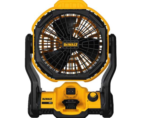 DEWALT 20V MAX Cordless Fan for Jobsite