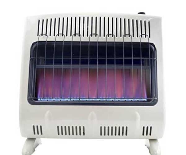 Mr Heater 30,000 BTU Vent Free Blue Flame Natural Gas Heater