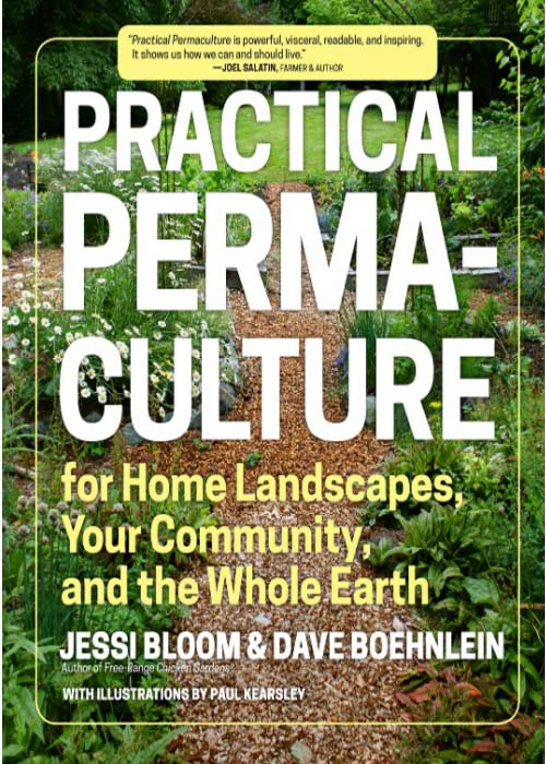 Practical Permaculture: For home landscapes, your community, and the whole earth by Jessi bloom & David Boehnlein